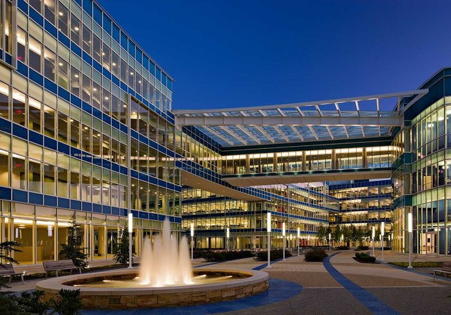 BlueCross BlueShield Headquarters - Chattanooga, Tennessee
