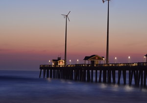 Jennette's Pier - South Nags Head, NC