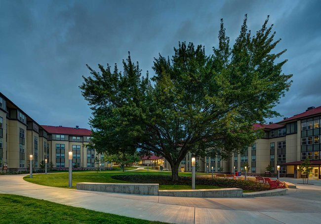 North Campus Village: Southern Oregon University - Ashland, Oregon
