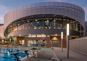 University of California Riverside - Student Recreation Center - Riverside, California