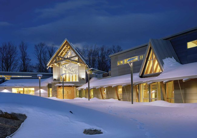 Haliburton School of Art + Design -Sir Sandford Fleming College - Haliburton, Ontario, Canada