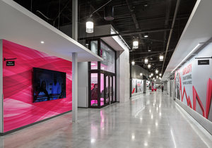 T-Mobile Call Center Facility - North Charleston, South Carolina