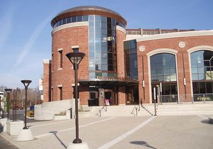 The Rose Theatre Brampton - Brampton, Ontario, Canada