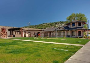 Tie Fork Visitor Center - Spanish Fork Canyon, Utah