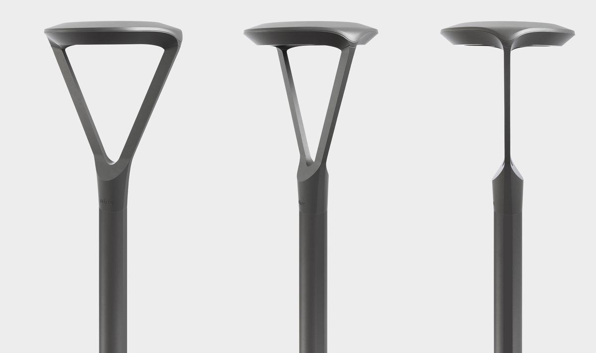 Mistella™ - Sophisticated post top luminaire for urban spaces