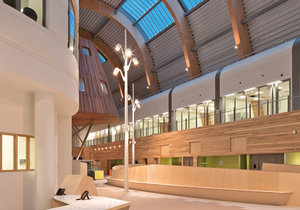Alder Hey Children's Hospital - Liverpool, Great Britain