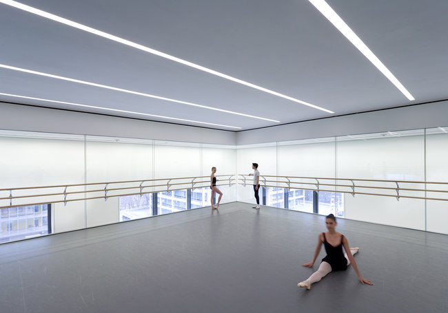 School of American Ballet - New York City, New York