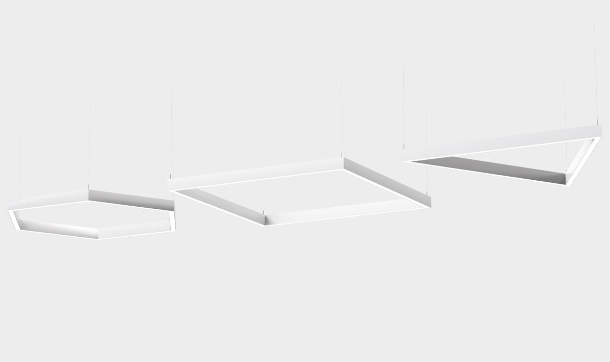 M-Series LED Shapes - Geometric Shapes for M36, M60, and M100