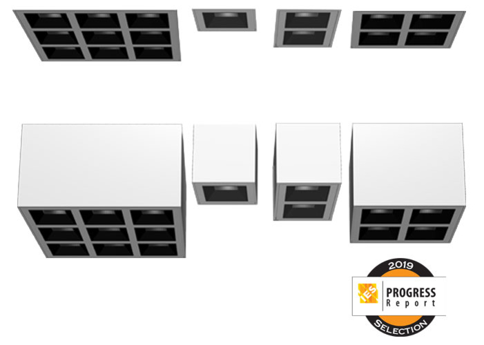 Piix™ MRC Arrays - Direct and Recessed